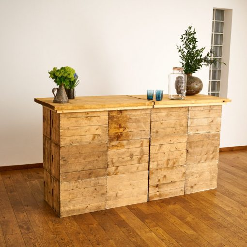 Apple Crate Bar